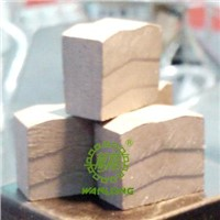 Diamond Segment Stone Cutting Tools