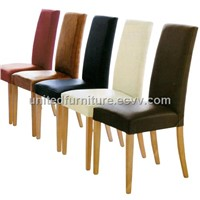 Dining Chairs with Solid Oak Material