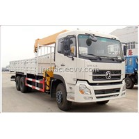 Dongfeng 6*4 Truck Mounted Crane