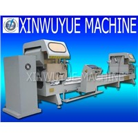 Double-head Cutting Saw CNC for Aluminum Window And Door