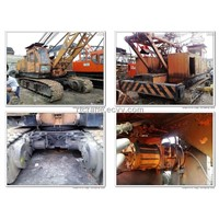 IHI  40T Crawler Crane (CCH400)