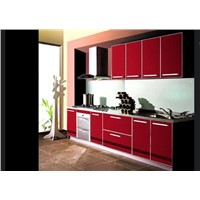 Kitchen Furniture - UV Color Painting