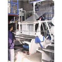LDPE/LDPE Heat Shrink Film Blown Extruder