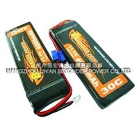 Lipo Battery 4000mAh for RC Models