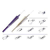 Ophthalmic Surgical Instruments (Vitreo-Retinal Instruments)