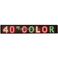 Outdoor LED Sign