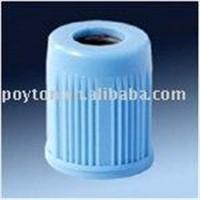 PE plastic cap for vacuum blood collection tube