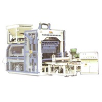 QT8-15 Brick Cutting Molding Machine
