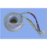 Toroidal Transformer for Lighting Fixture