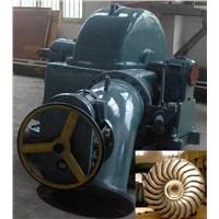Turgo Turbine Generator Unit