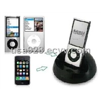 Universal Cradle for iPod/iPhone