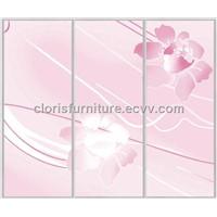 Wardrobe Sliding Door (Kitchen Cabinet Door,Furniture Door)