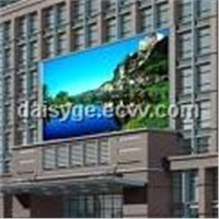 Indoor 3 to 1 Full Color LED Display