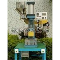 Mini Pneumatic Injection Molding Machine