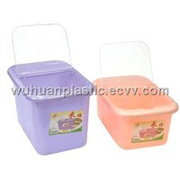 Plastic Storage Box for Rice 10-15KG