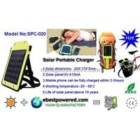 Solar Portable Bag Charger