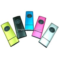 Super Slim MP3 Players Chewing Gum Shaped