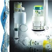 Toilet Cistern Fittings/ Toilet Fill Valve+ Toilet Flush Valve