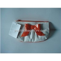 PVC Leahter Cosmetic Bag