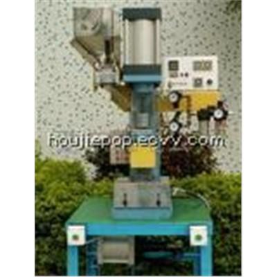 pneumatic injection molding machine