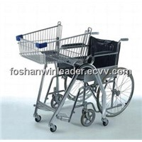 YLD-090-1 Disable Shopping Trolley