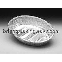 Aluminum Foil Container with Board Lids