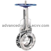 Standard Metal-Seated Knife Gate Valves