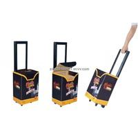Cardboard Trolley Case
