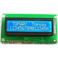 16x2 Character COB LCD Module (LMB162H Series)