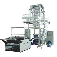 Double-Layer Co-Extrusion Rotary Die Film Blowing Machine Set (2SJ-MD)