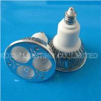 3*1 W LED Bulb