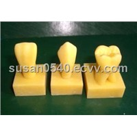 3 Times Guiding Model of Tooth Carving