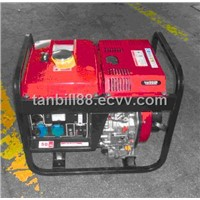 3KW Portable Diesel Generator / Portable Generator Set