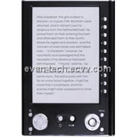 6 Inch Ereader with WIFIW