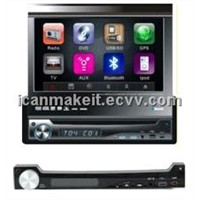 7inch One Din In-Dash Car Dvd