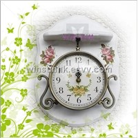 Artificial Antique Crafts, European Style Clock