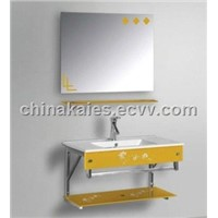 China Sanitary ware Suppliers Bathroom Cabinet (FS-6026)
