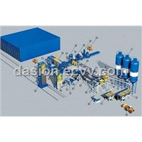 Brick Making Production Line
