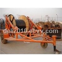 Cable Winch, Cable Drum Trailer