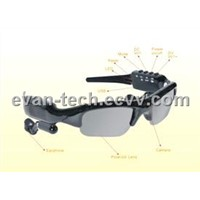 Camera Glasses with Video and MP3