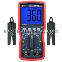 Digital Double Clamp Phase Meter