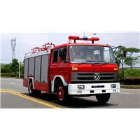 Dongfeng145 Water Tank Fire Fighting Truck - 5000L