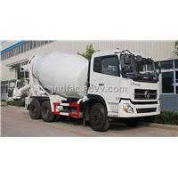 Dongfeng Dalishen Concrete Mixer Truck - 5500L