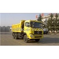 Dongfeng Tianlong Double Rear Axle Dump Truck