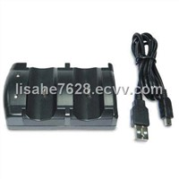 Double Charger for  PS3 Joystick