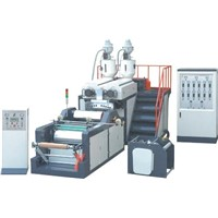 Double-Layer Co-Extrusion Stretch Film Machine