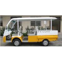 Electric Emergency Vehicle