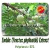 Emblic (Fructus Phyllanthi) Extract