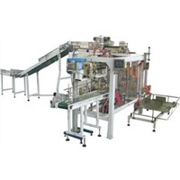 End of Line Automatic Packaging Machines