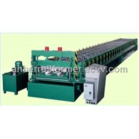 Floor Decking Panel Roll Forming Line